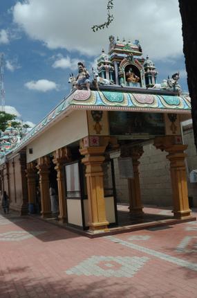 Pasupatheiswarer Temple in Karur