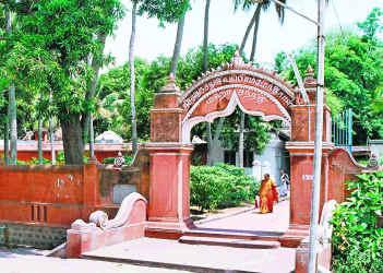 Sri Sadasiva Brahmendra Samadhi