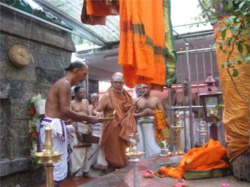 samadhi temple in Nerur