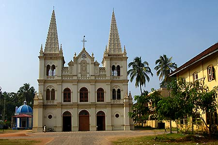 Churches in Kochi