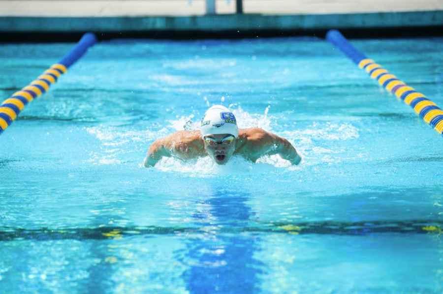 Swimming in Kolkata