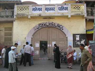 Administration in Malegaon