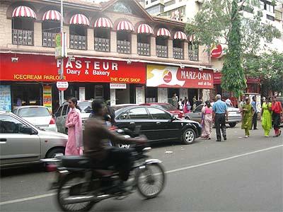 M.G Road, Pune