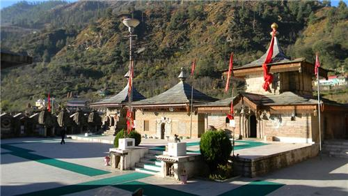 Hatkoti Temple in Shimla