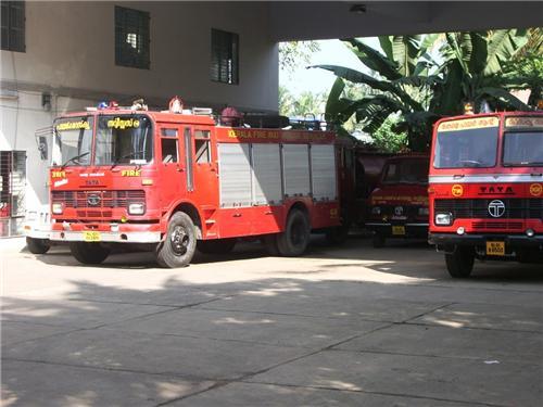 fire station in thiruvananthapuram