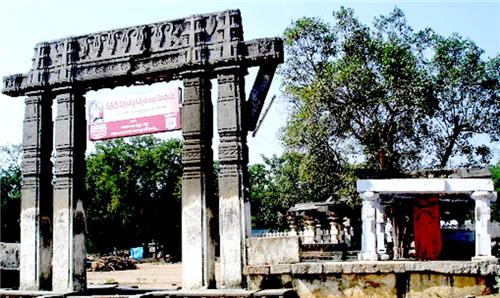 Architecture of Mallikarjuna Swamy Temple