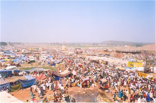Samakka Sarakka Jatara festival