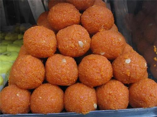 Sweet Seller at Abohar