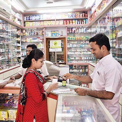 Chemist Shops in Abohar