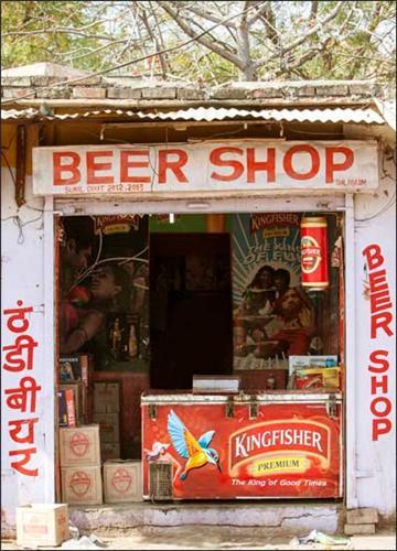 Famous Wine Shops in Agra