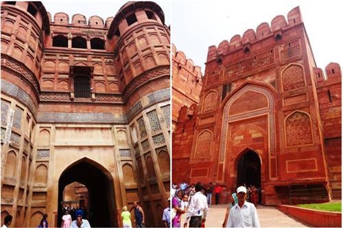 Interesting Facts Lal Qila Agra