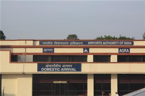 Facilities Kheria Airport Agra