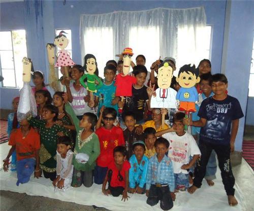 Charitable Society in Agra