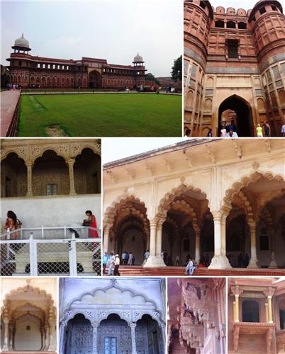Agra Fort Special Stories