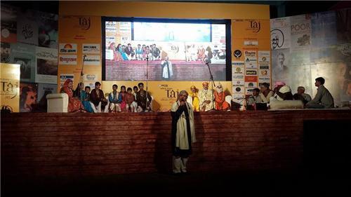 Taj Literature Festival Agra Program