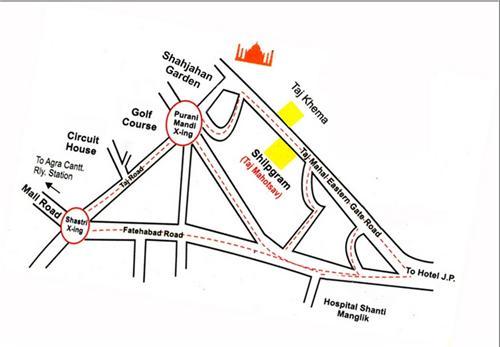 Taj Mahotsav in Agra Special Events