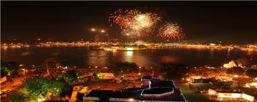 Cultural Heritage of Ahmedabad restored at Kankaria Lake