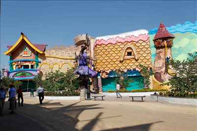 Disney Park in Ahmedabad