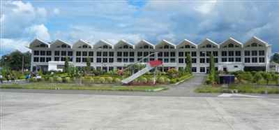 Airport in Aizawl