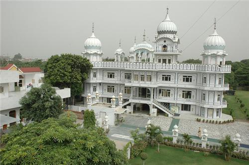 Gurudwara angitha Sahib in Ajitgarh
