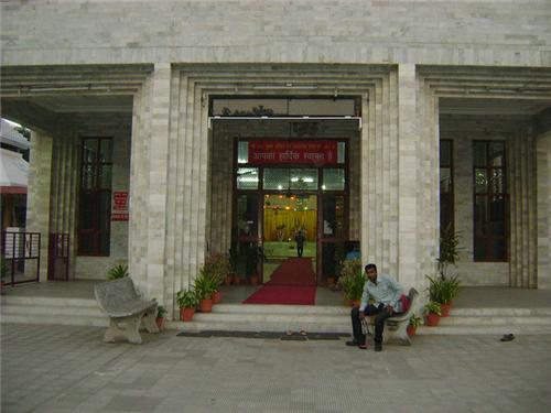 Radha Krishna Temple in Ajitgarh