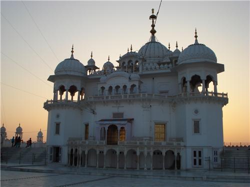 Gurudwara Takht Shree Keshgarh Sahib at Anandpur Sahib