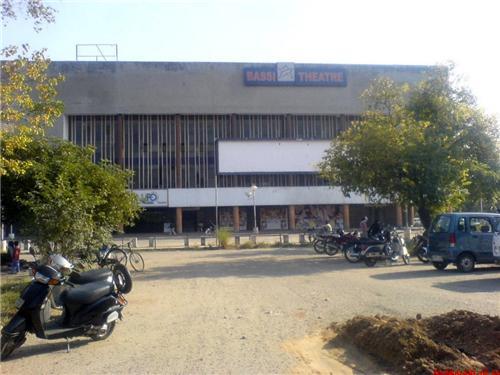 Bassi Theatre at Ajitgarh