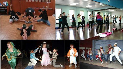 Dance Classes in Ajitgarh