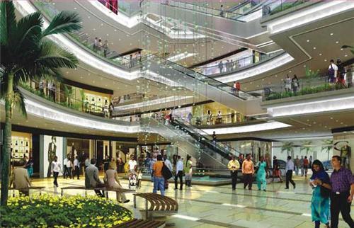 Down Town Mall in Ajitgarh