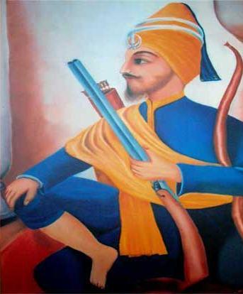 Jathedar Baba Hanuman Singhji