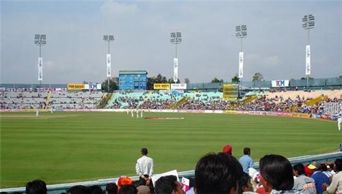 PCA Stadium in Phase 9