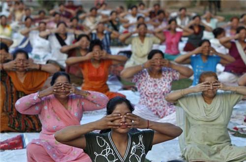 Yoga Classes in Ajitgarh
