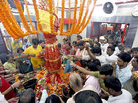 The Mankameshwar Lingam