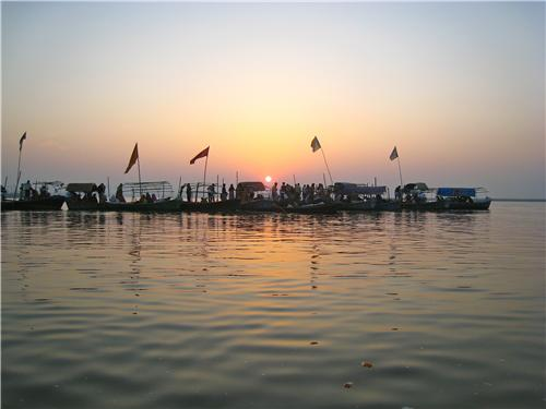 Rivers in Allahabad