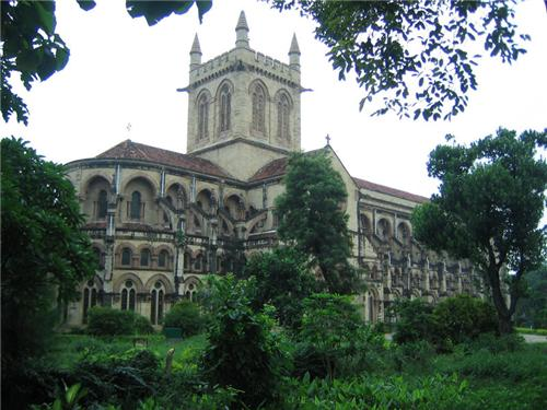 All Saints Cathedral Allahabad