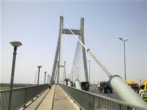 Allahabad to New Delhi distance