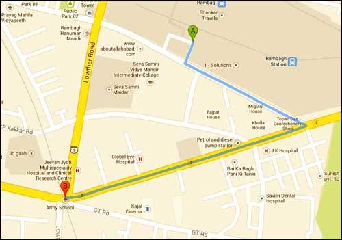 Fun Gaon Allahabad Amusement Park