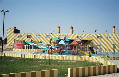 Fun Gaon Water Park Allahabad Address