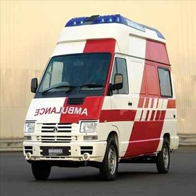 ambulance Allahabad