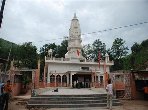 Bhartrihari Temple Alwar