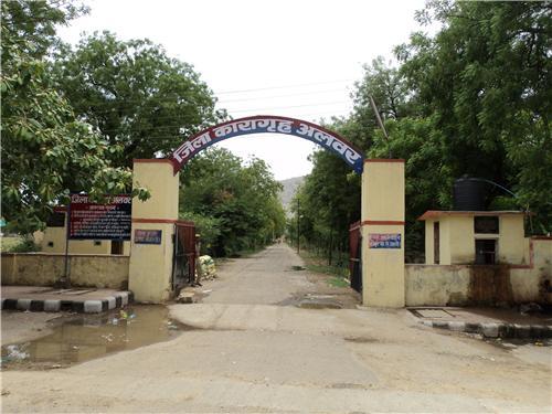 The District Jaiil of Alwar-Credit Google