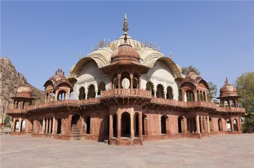 Moosi Maharani Ki Chhatri Alwar