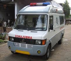 Emergency medical services in Alwar
