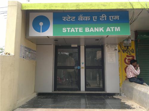 ATM centres in Alwar