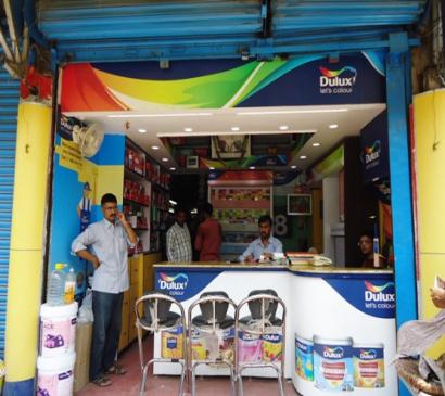 Hardware shops in Alwar