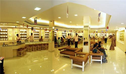 Jewellery showrooms in Alwar