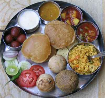 Food in Ambala