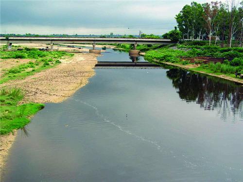 Rivers in Ambala