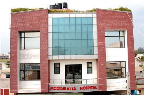 Mehndiratta Hospital in Ambala