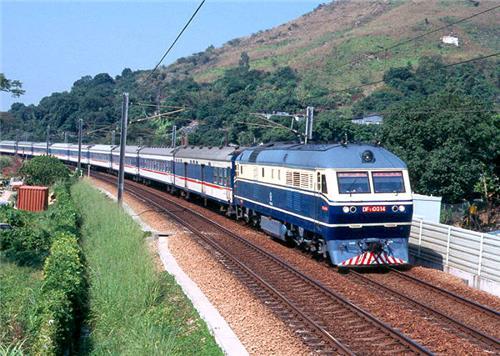 Trains from Ambala